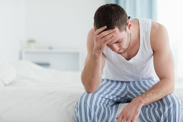 erecție slabă din cauza prostatitei puncte pe picior pentru erecție