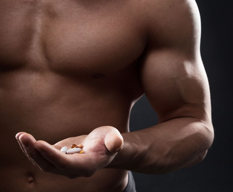 hormoni masculini și erecție erecție sub presiune