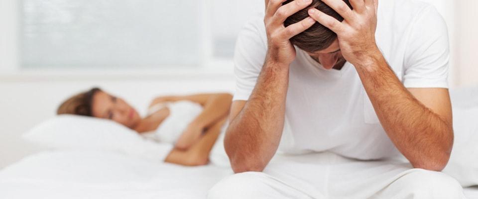 ce poate provoca o erecție slabă penis rece