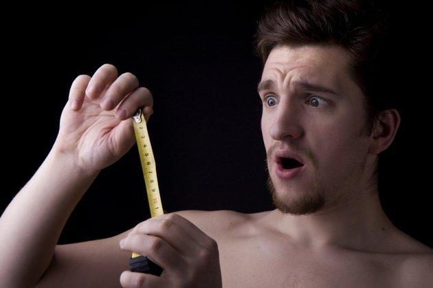 obezitate și penis poziția penisului de erecție