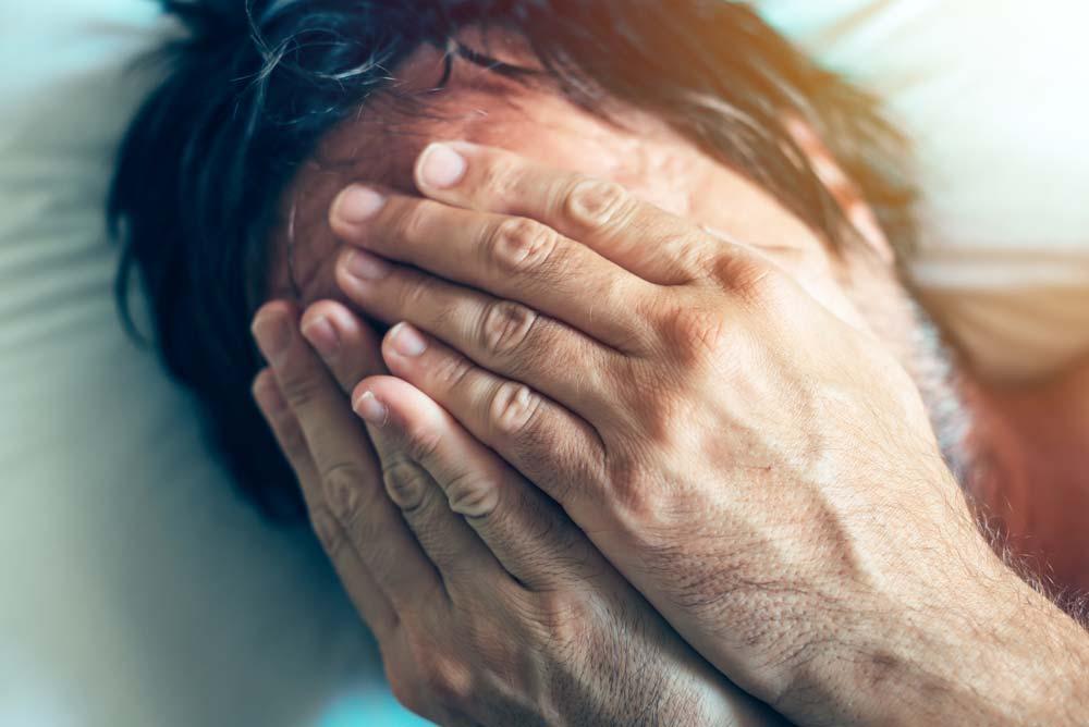 Erecție de bărbat de 40 de ani