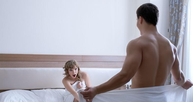 dorință puternică și erecție slabă cum se restabilește o erecție de dimineață
