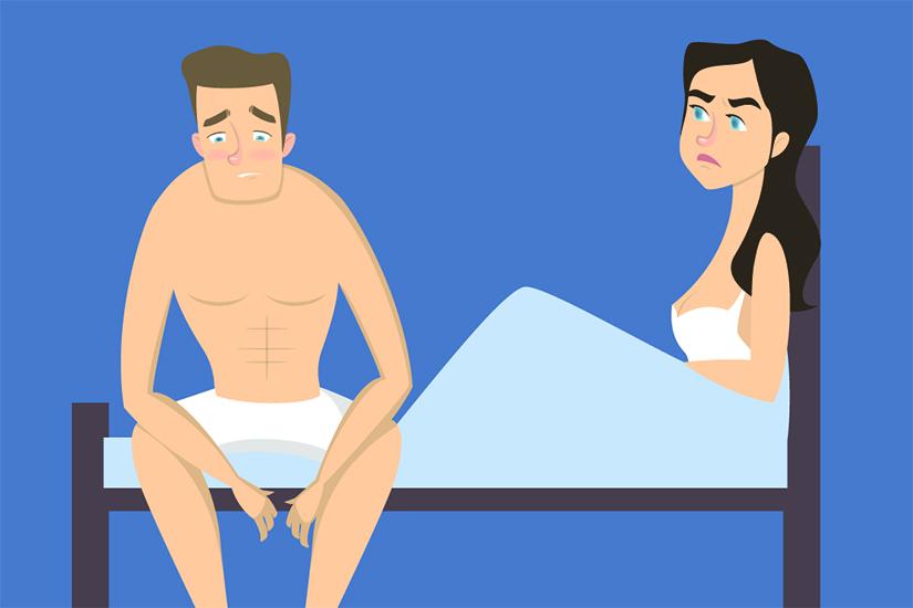 erecții matinale și prostatită