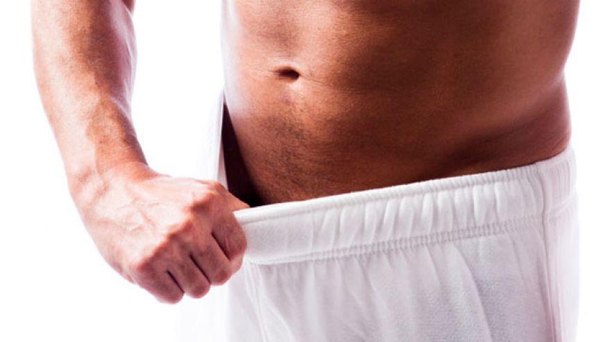 zonele de erecție masculină