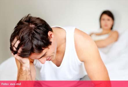 lipsa erecției cu prostatită